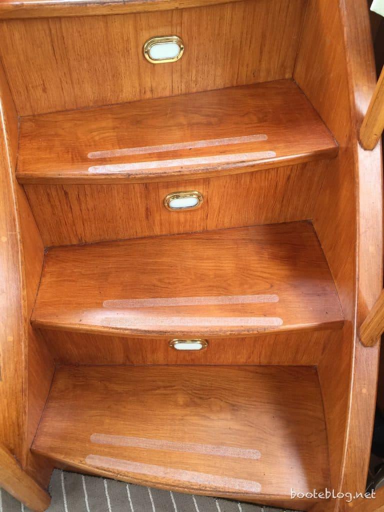 treppen rutschsicher machen. Black Bedroom Furniture Sets. Home Design Ideas
