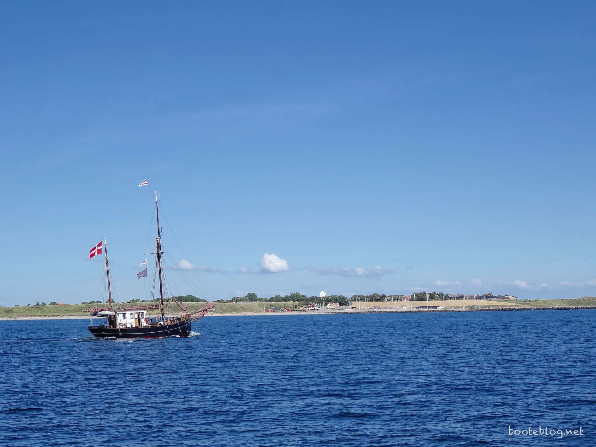 Tschüss, Sejerø, danke für einen schönen Tag!