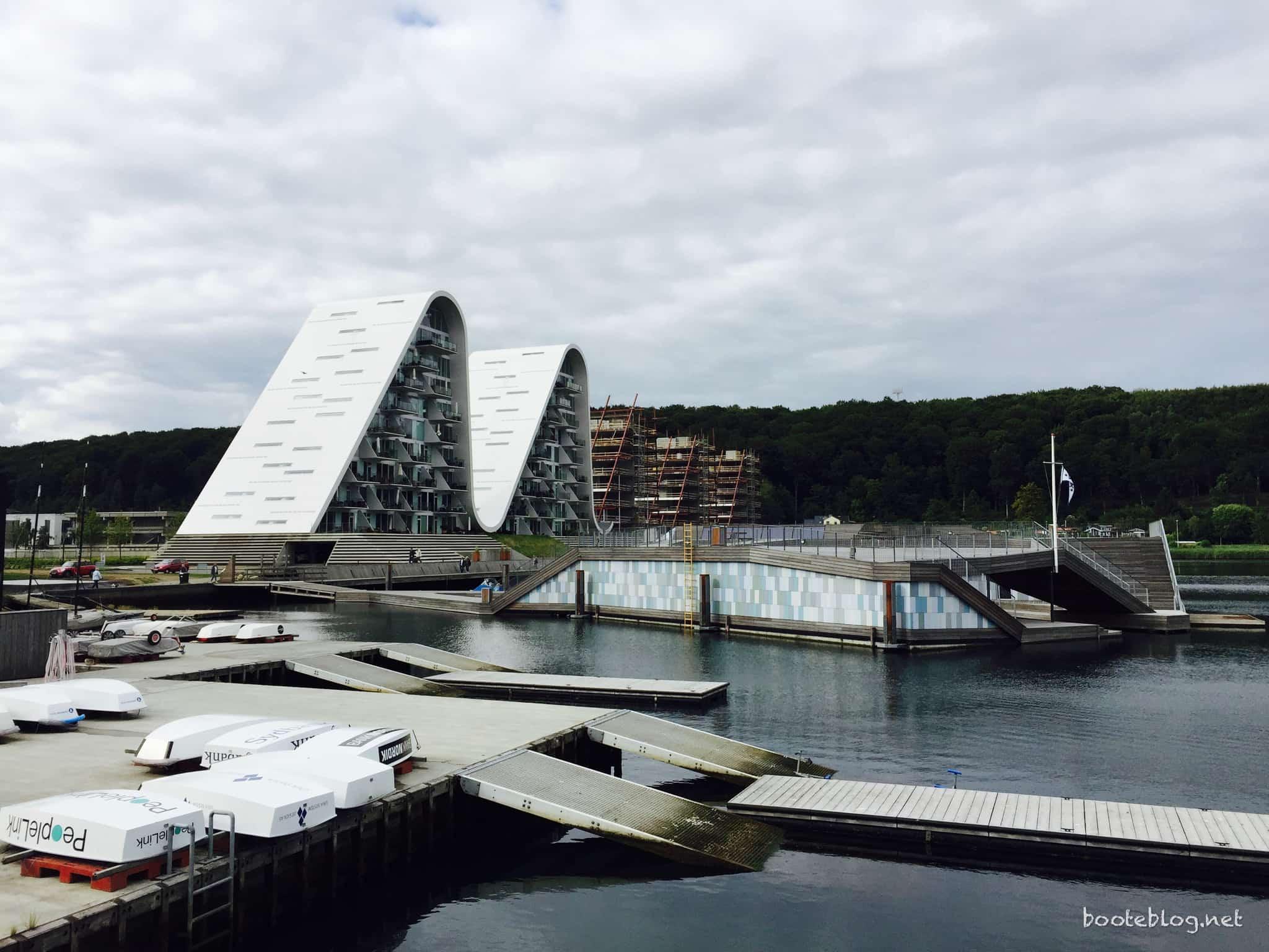 """Vejle bekommt eine interessante """"Hafencity"""""""