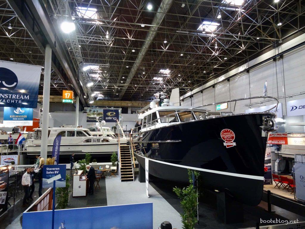 Stahl- und Aluminiumboote auf der boot Düsseldorf 2017